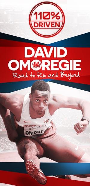 David Omeregie