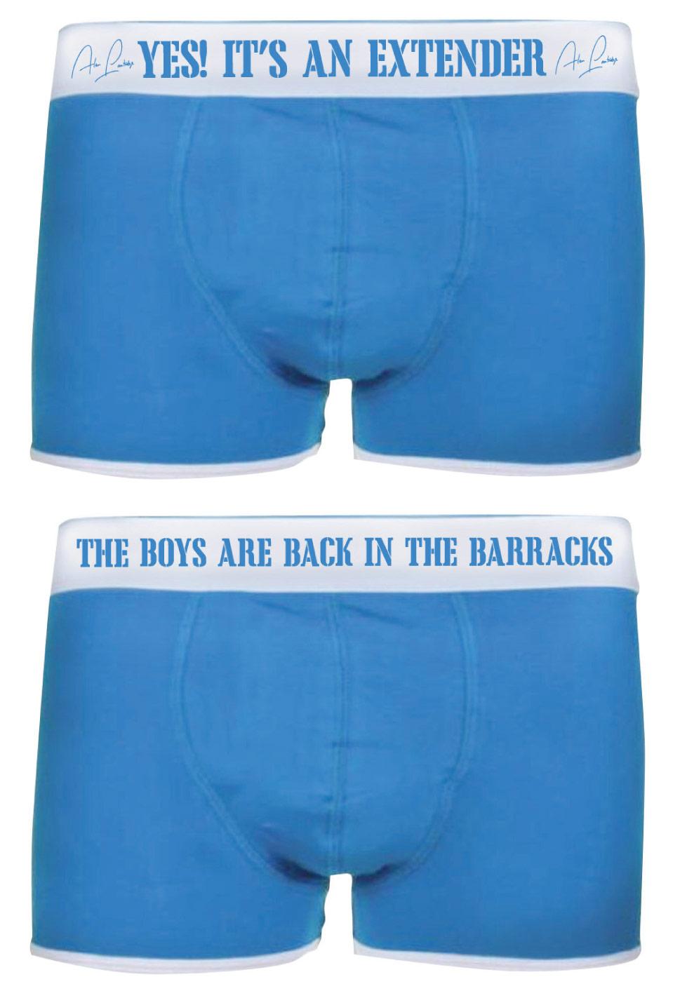 Alan's Pants