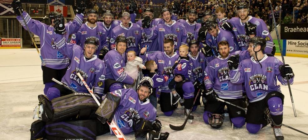 clan ice hockey team