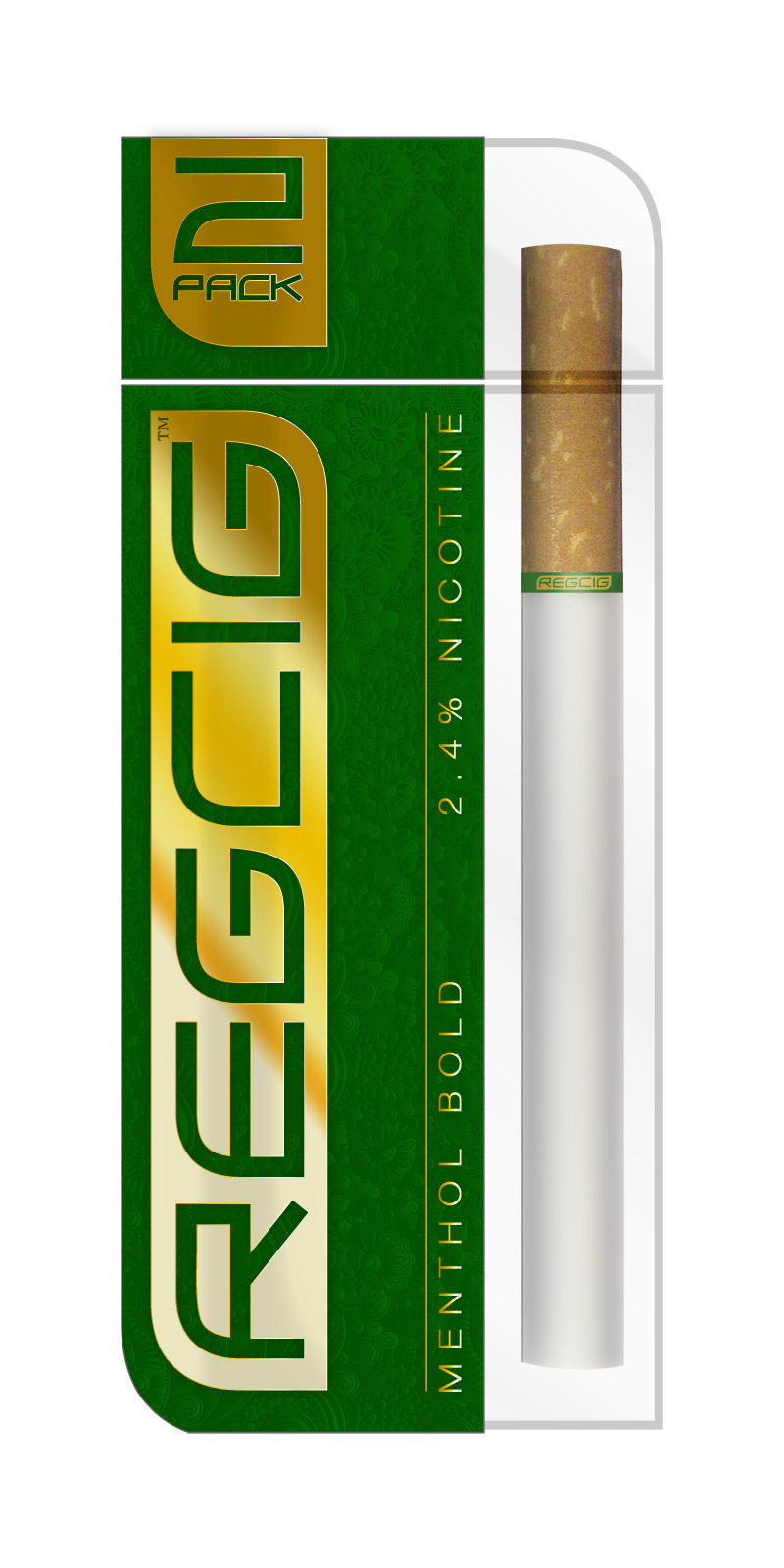 Regcig Branding and packaging design