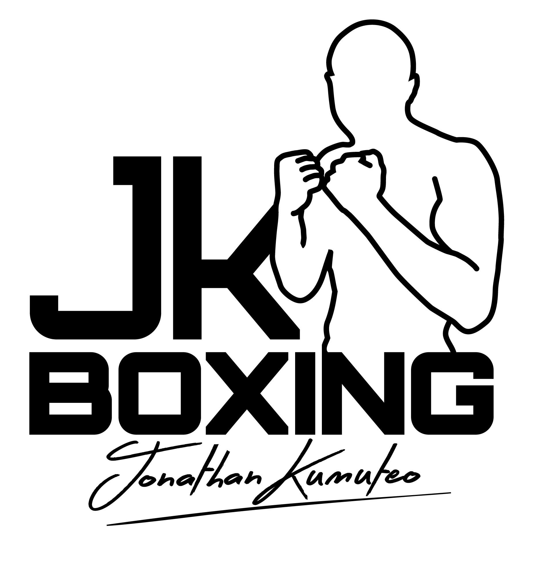 Logo design for JK boxing Final